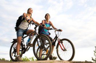 Выбираем велосипед для прогулки и не только