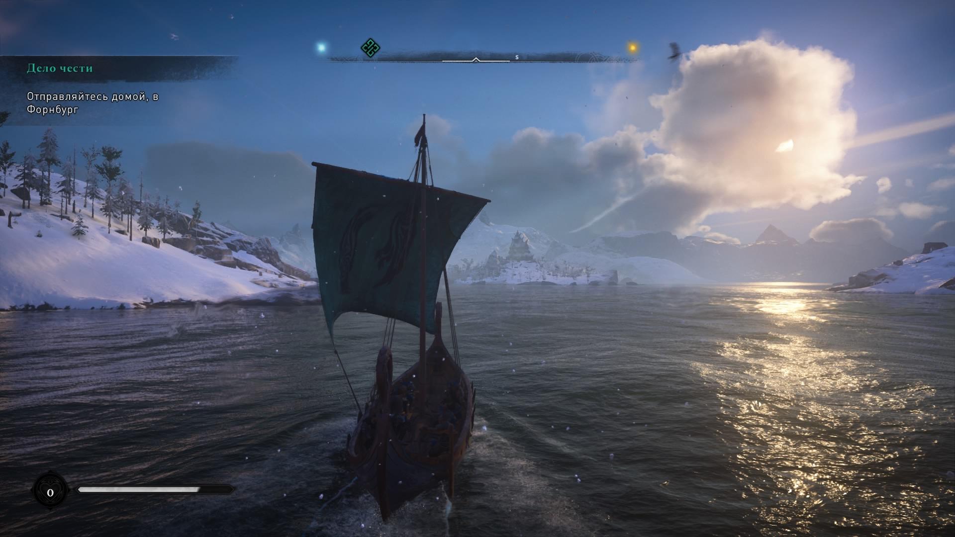 Обзор «Assassin's Creed: Вальгалла». Не мобильные Викинги
