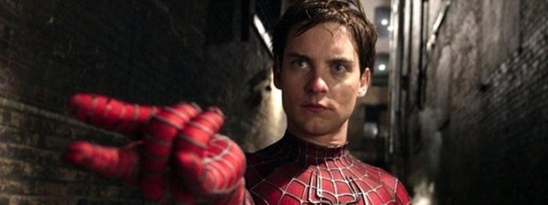 Фото: Тоби Магуайр прибыл на примерку костюма Человека-паука для MCU