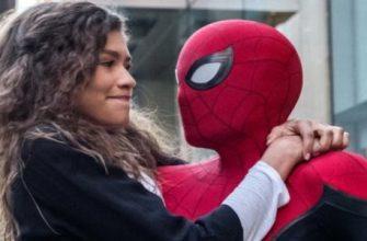 Том Холланд и Зендея на новых фото фильма «Человек-паук 3»