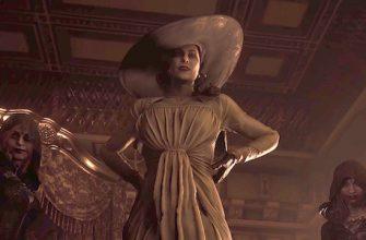 Раскрыт рост Леди Димитреску из Resident Evil 8: Village