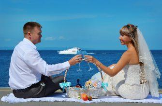 Свадебное путешествие: первые подготовительные вопросы