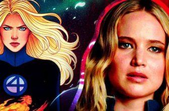 Дженнифер Лоуренс не сыграет Сью Шторм в «Фантастической четверке»