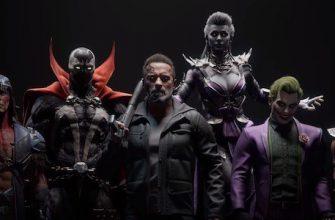 Очередной намек на новых персонажей Mortal Kombat 11