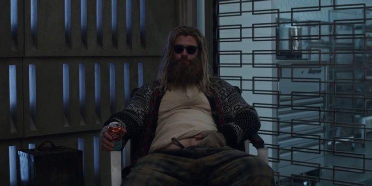Толстый Тор из «Мстителей: Финал» может вернуться в «Любовь и гром»