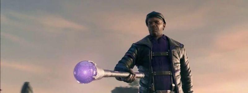 Звезда Marvel Сэмюэл Л. Джексон попал в игру в рекламе сетей 5G