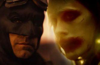Зак Снайдер объяснил важность сцены с Бэтменом и Джокером в «Лиге справедливости»