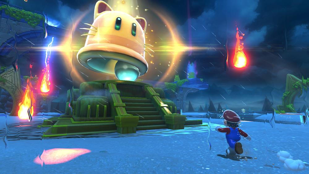 Обзор Super Mario 3D World + Bowser's Fury. Очередной сильный релиз Nintendo