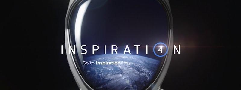 Трейлер SpaceX Inspiration 4 напоминает «Фантастическую четверку»