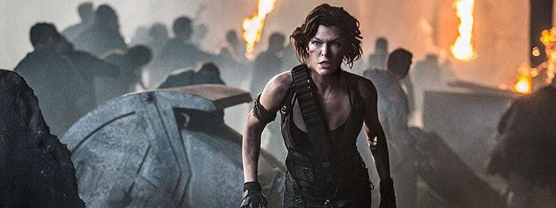Названа официальная дата выхода новой экранизации Resident Evil