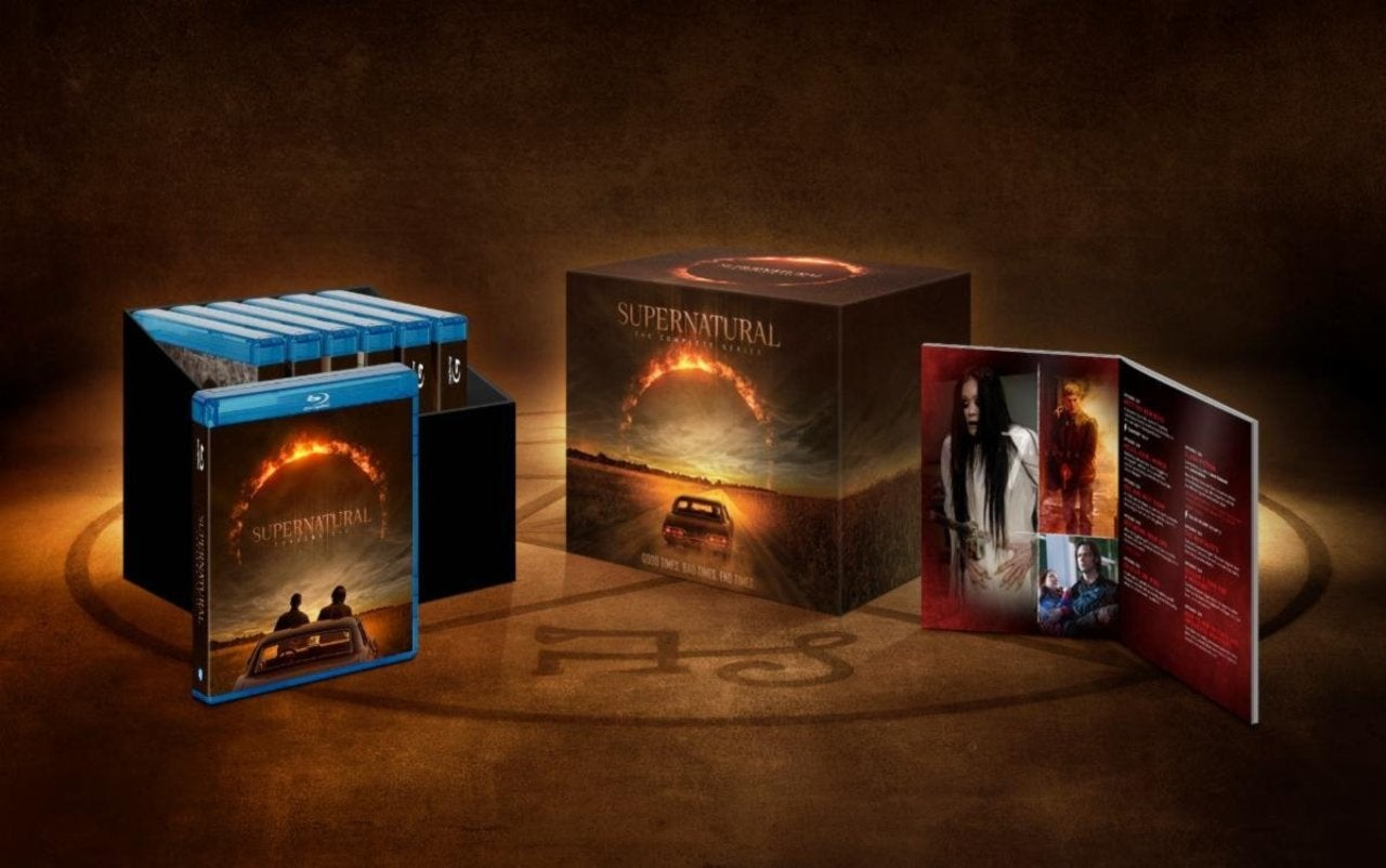 Удаленные сцены 15 сезона сериала «Сверхъестественное» выйдут на Blu-ray
