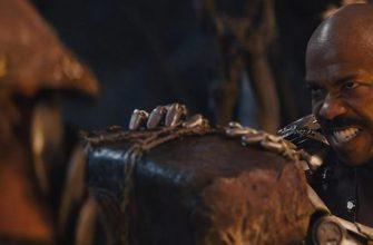 Утечка. Тизер-трейлер фильма Mortal Kombat (2021)