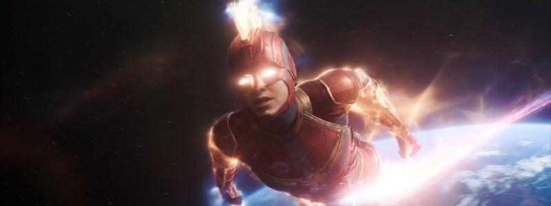 Слух: Marvel решили изменить Капитана Марвел