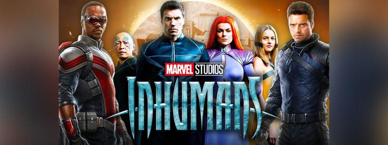 Marvel тизерят появление Нелюдей в сериале «Сокол и Зимний солдат»