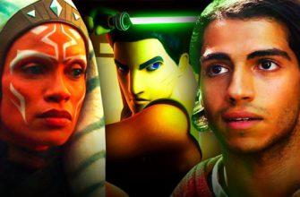 СМИ: исполнитель Аладдина сыграет Эзру Бриджера в «Звездных войнах: Асока»