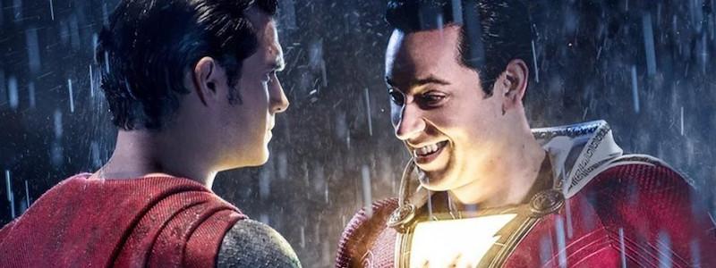 СМИ: Генри Кавилл вернется к роли Супермена в «Шазаме 2»