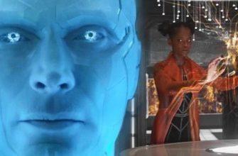 «Мстители: Война бесконечности» заложили основу для белого Вижена