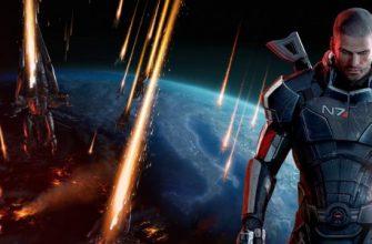 Игроки посчитали, сколько убийств совершил Шепард в трилогии Mass Effect