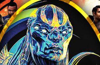 Раскрыт лучший взгляд на злодея Marvel из «Вечных»