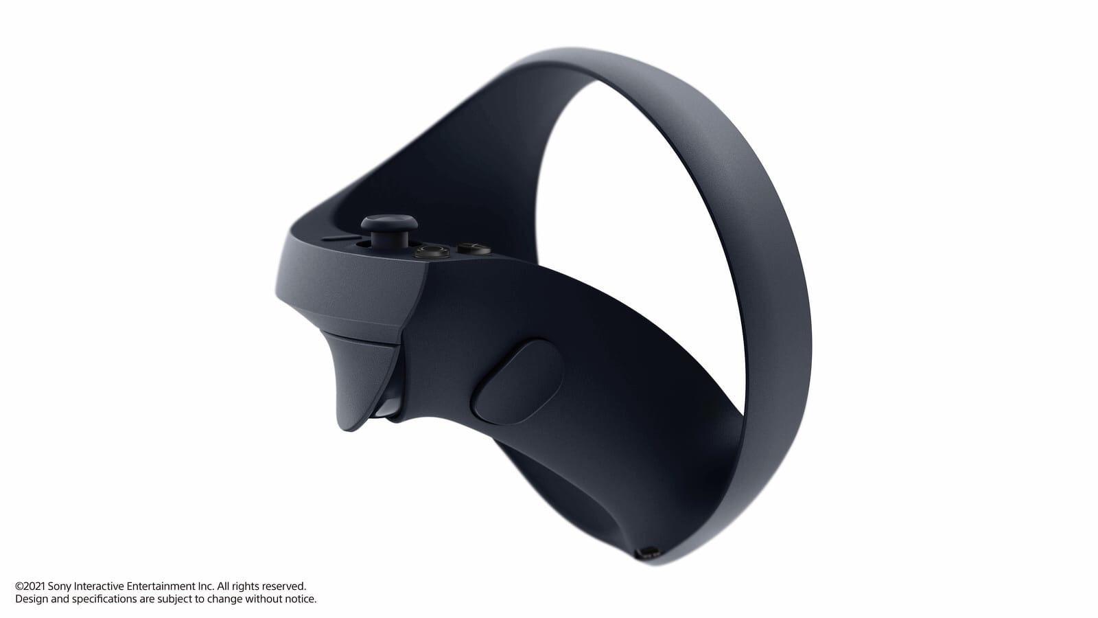 Первые изображения нового контроллера PlayStation 5 для виртуальной реальности
