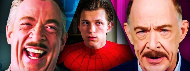 Тизер появления Джей Джоны Джеймсона в «Человеке-пауке Нет пути домой»
