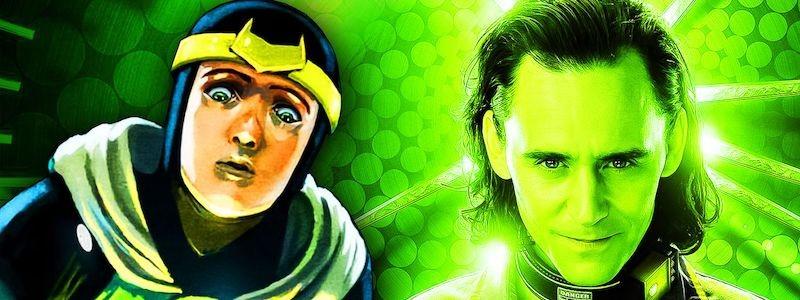 Тизер появления Кида Локи в киновселенной Marvel