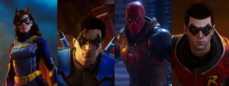 Релиз Gotham Knights отложили до 2022 года