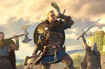 В файлах Assassin's Creed: Valhalla обнаружили Крестовые походы