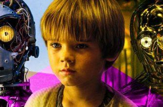 Объяснено, зачем Энакин собрал C-3PO в «Звездных войнах»
