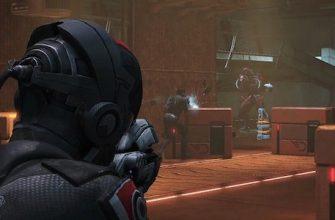 Сравнение графики Mass Effect: Legendary Edition с оригинальными играми