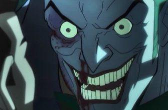 Вышел трейлер мультфильма «Бэтмен: Долгий Хэллоуин» с безумным Джокером