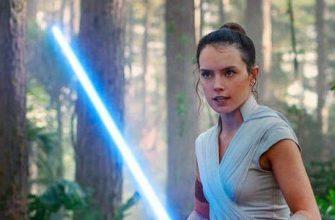Disney показали настоящий световой меч из «Звездных войн»