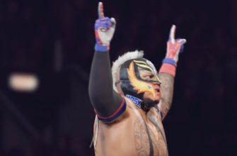 Первый тизер-трейлер WWE 2K22
