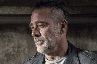 Сын Джеффри Дина Моргана на новом фото 11 сезона «Ходячих мертвецов»