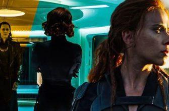 «Черная вдова» может объяснить сцену с Локи в «Мстителях»