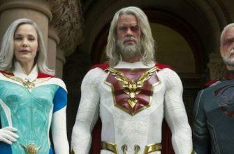 Новые супергерои в русском трейлере сериала «Наследие Юпитера»