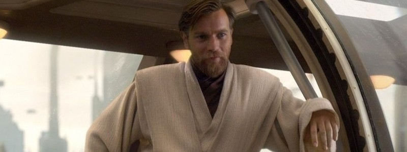 Юэн Макгрегор уже изменился для роли Оби-Вана Кеноби из «Звездных войн»