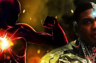 Рэй Фишер высказался о появлении Киборга в киновселенной DC