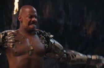Фаталити из фильма Mortal Kombat сравнили с играми