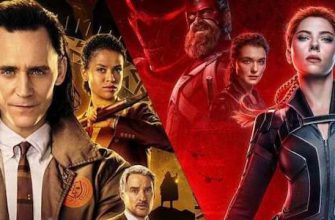 Marvel представили новые ролики «Локи» и «Черная вдова»