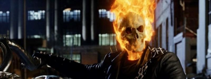 Слух: раскрыт фильм Marvel, в котором появится Призрачный гонщик
