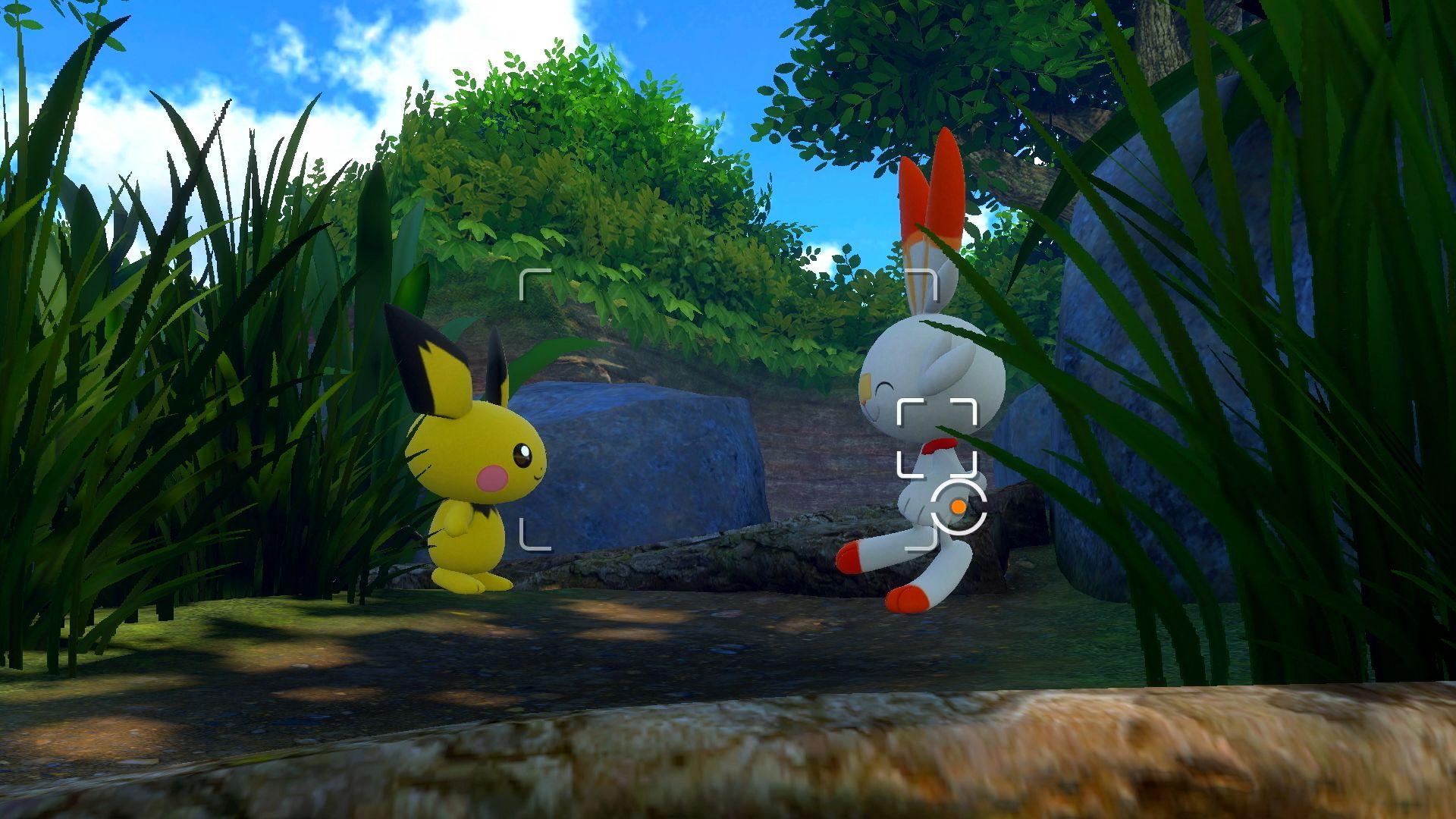 Обзор New Pokemon Snap - не та игра, с которой стоит начинать знакомство с серией