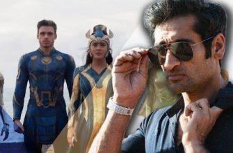 Marvel могли случайно раскрыть секрет Вечных