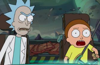 1 эпизод 5 сезона «Рик и Морти» можно посмотреть бесплатно