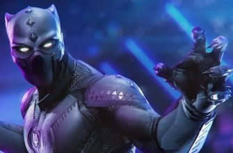 Трейлер показал Черную пантеру в Marvel's Avengers
