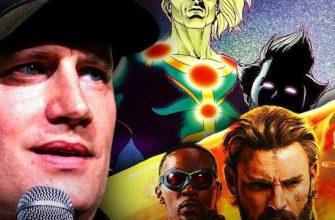 Глава Marvel Studios Кевин Файги появился в «Людях Икс»