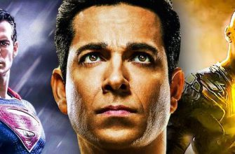Черный Адам и Супермен не появятся в «Шазаме 2»