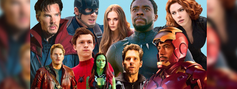 Слух: Marvel решили заменить героев молодыми актерами