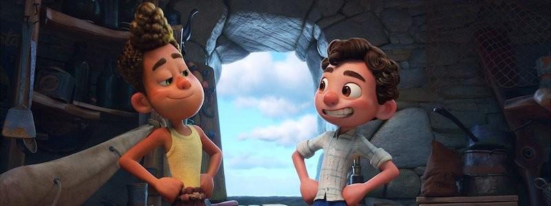 Обзор мультфильма «Лука». Уникальная работа от Pixar