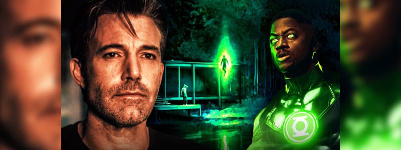 Зак Снайдер показал вырезанного Зеленого фонаря из «Лиги справедливости»